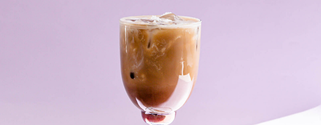 Iced Coffee - Keto + Vegan