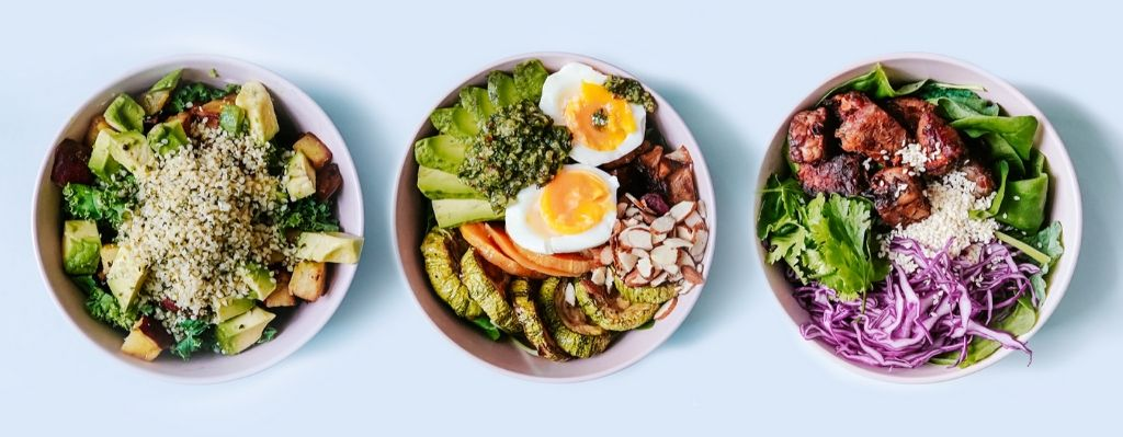 [THE SEVEN] Staple Meals | Bases: Salad Bowls