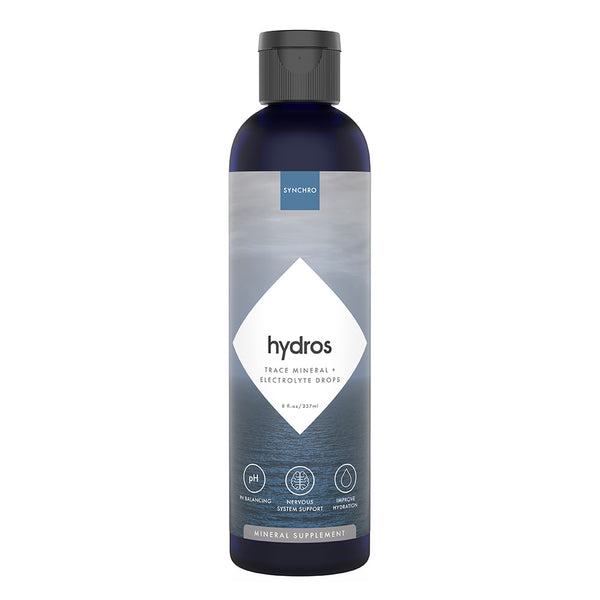 Trace Minerals + Electrolytes | Hydros | Alkaline Water