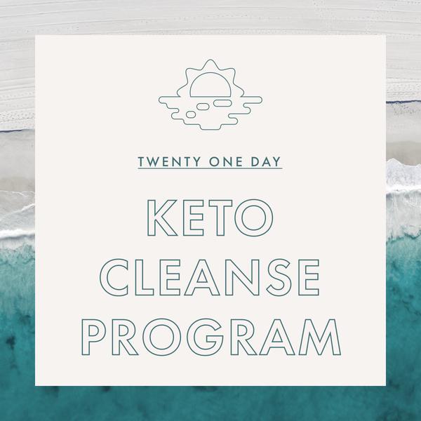 21-Day Keto Cleanse Program