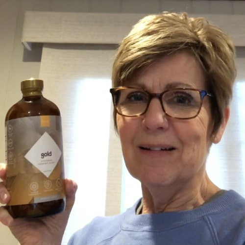 Connie Graber - Gold Liposomal Turmeric customer