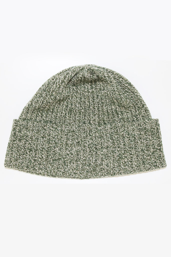FOLDED BEANIE TWEED HAT