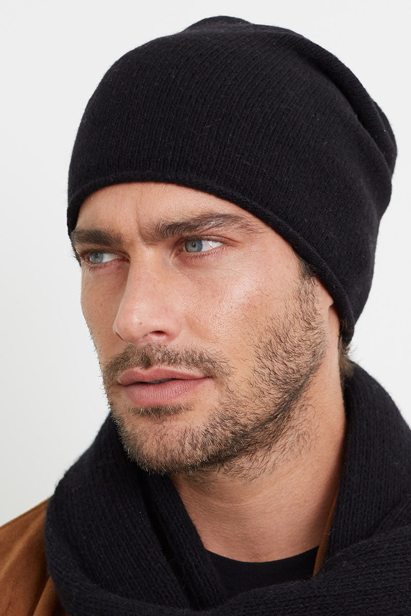 MEN'S SLOUCHY HAT