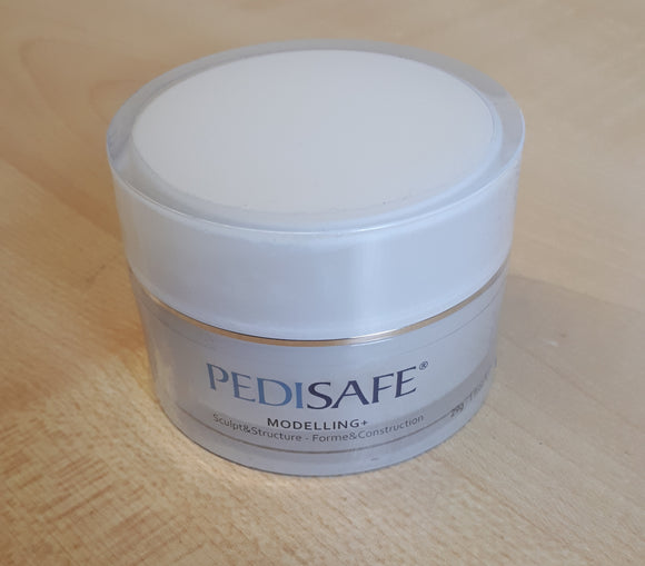Pedisafe 'Modelling' gel Clear 29g