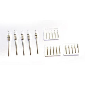 Lacuna Method comprehensive 10 burr set and 5 holders.
