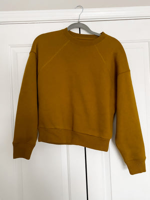 EVERLANE GOLD SWEATSHIRT