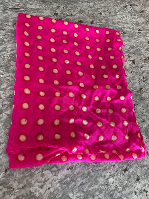 JUICY COUTURE WOOL SCARF