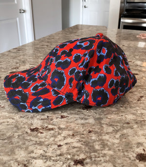 JUICY COUTURE LEOPARD HAT