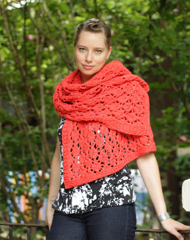 High Fructose Shawl