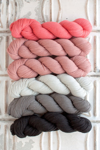 Yarn for Andorra Wrap