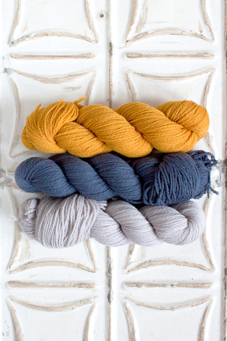 Yarn for La Crau