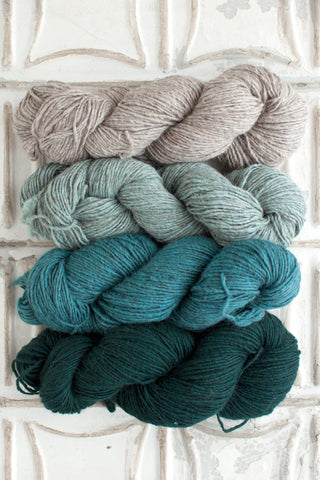 Yarn for Livezey House Wrap