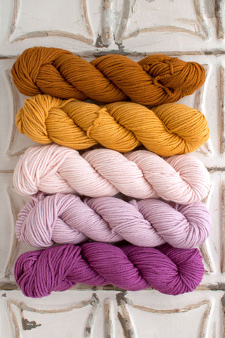 Yarn for Manatawna Scarf