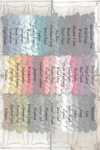 O-Wash Worsted Mini-Skeins