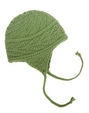 Hemlock Bough Earflap Hat