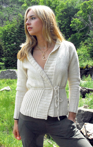 Cozy Wrapped Cardigan