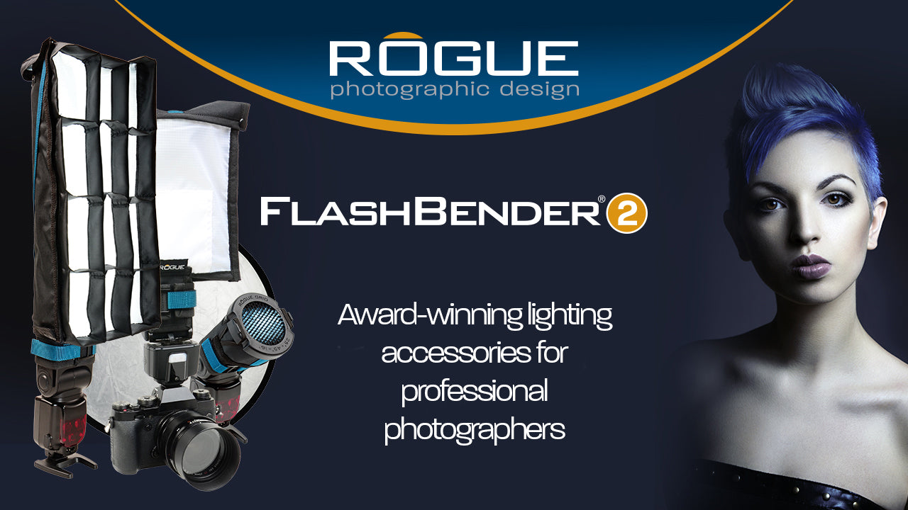 A basic guide to using the Rogue FlashBender 2 range!