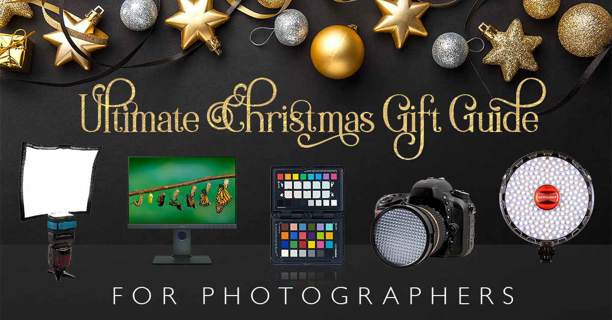 Must-Have Christmas Gift Ideas for Photographers