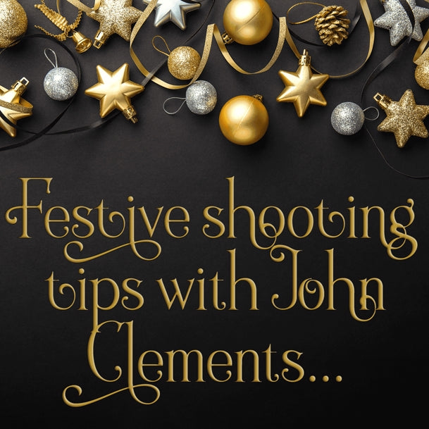 Shooting Tips for the Festive Season
