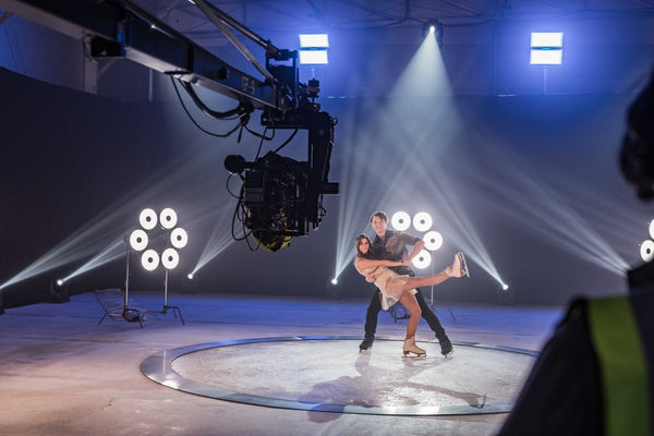 Rotolight Anova PRO 2 Dancing on Ice