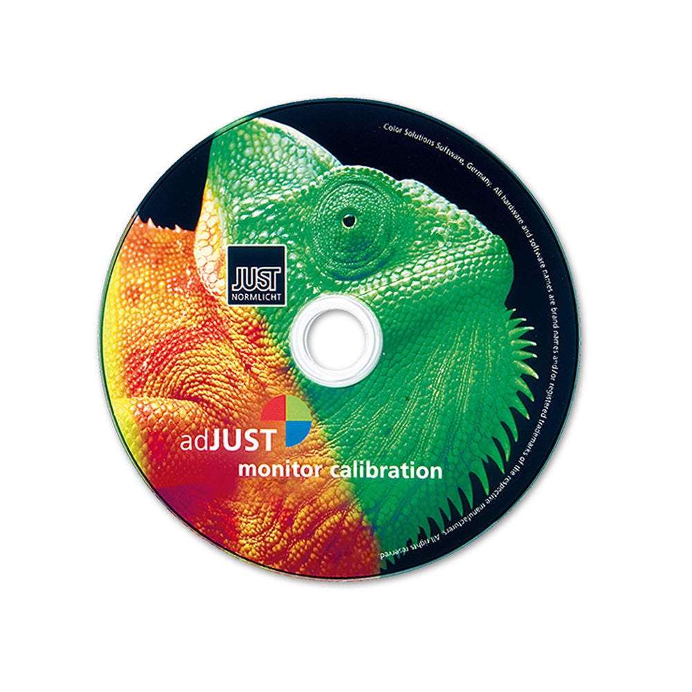 Just Normlicht adJUST LEDcalibration Professional