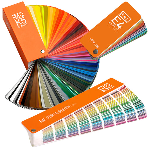 All 2,108 RAL Colours – Exclusive 3-in-1 Bundle