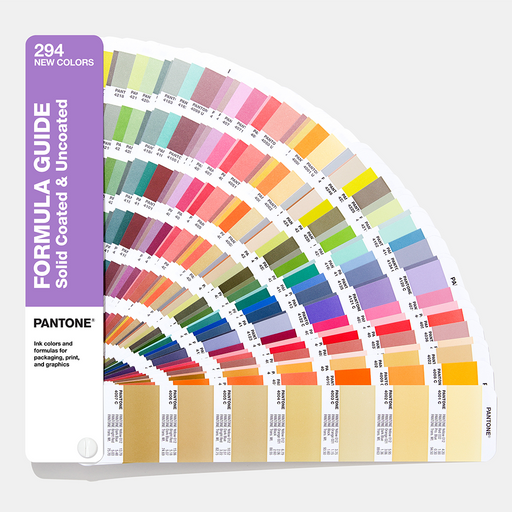 PANTONE Formula Guide Supplement Coated & Uncoated