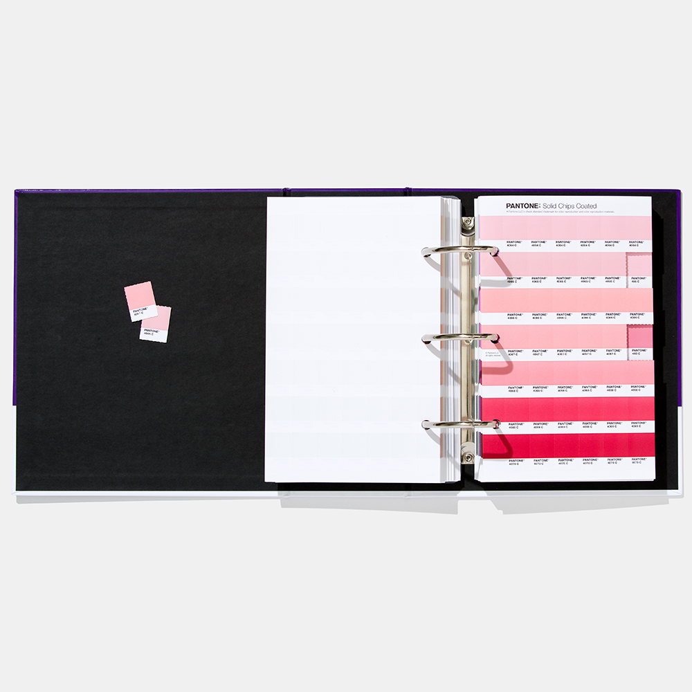 PANTONE Solid Chips Coated Replacement Page