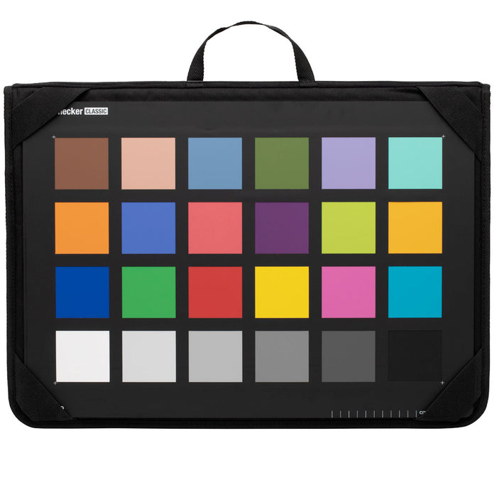 X-Rite ColorChecker Classic XL with case