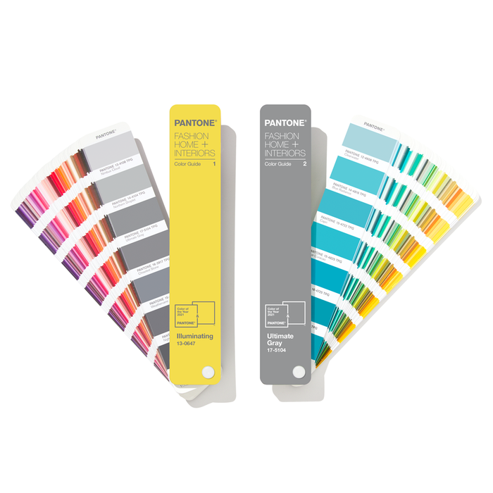 PANTONE FHI Color Guide - Color of the Year 2021