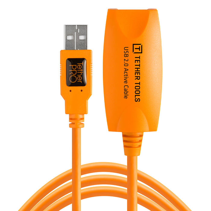 Tether Tools TetherPro USB 2.0 to USB Female Active Extension cable