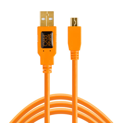 Tether Tools TetherPro USB 2.0 to Mini-B 5-Pin cable