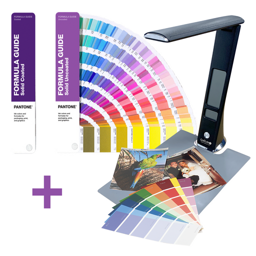 PANTONE Formula Guide with GrafiLite-2