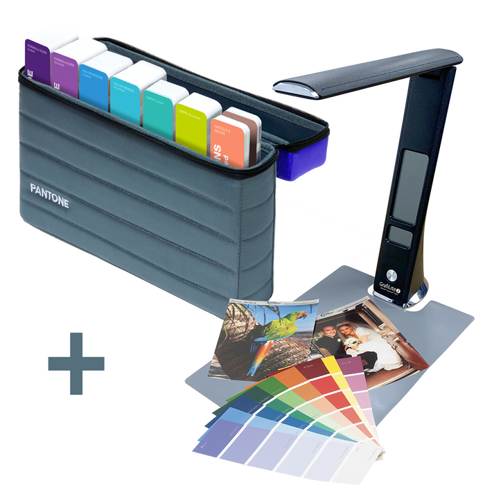 PANTONE Portable Guide Studio with GrafiLite-2