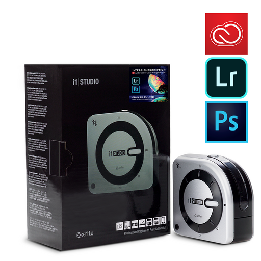 X-Rite i1Studio with Adobe Creative Cloud Photography Plan