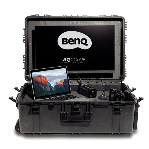 BenQ SX-1 On the Go Suitcase
