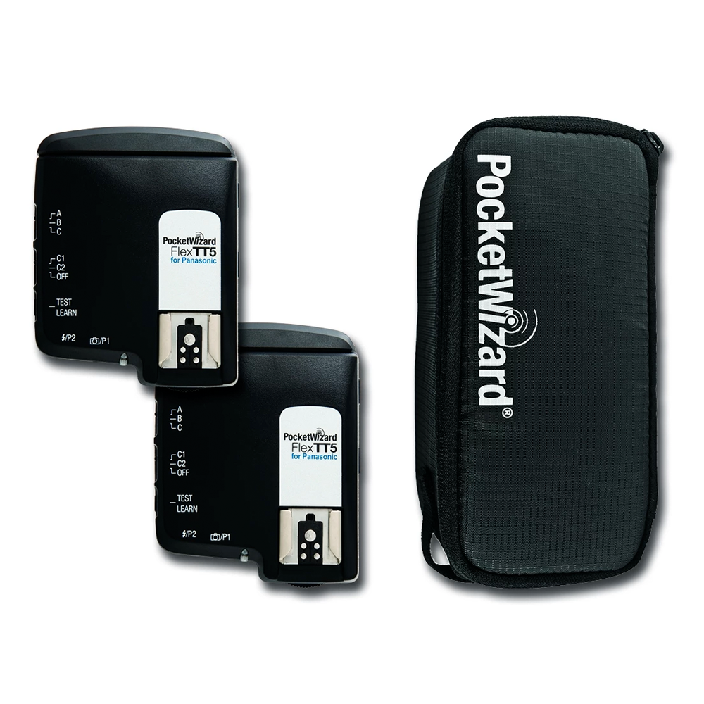PocketWizard TTL Bonus Bundle 3 for PANASONIC
