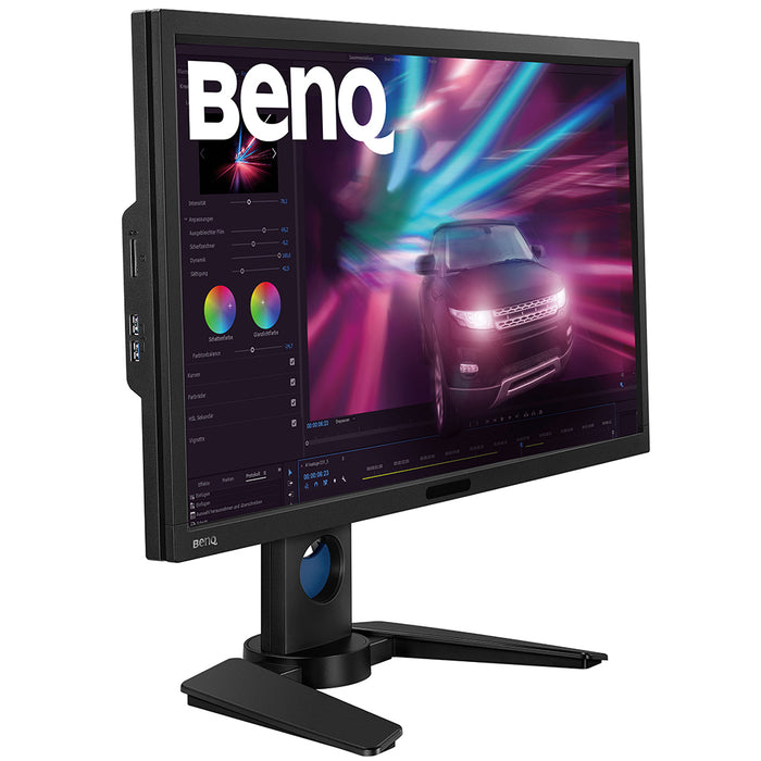 BenQ PV270 Pro 27in IPS LCD Monitor Left View