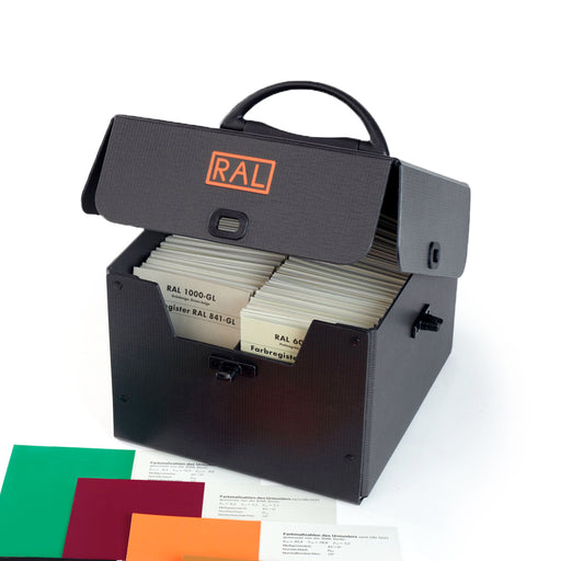 Portable Registerbox for RAL840 & RAL841