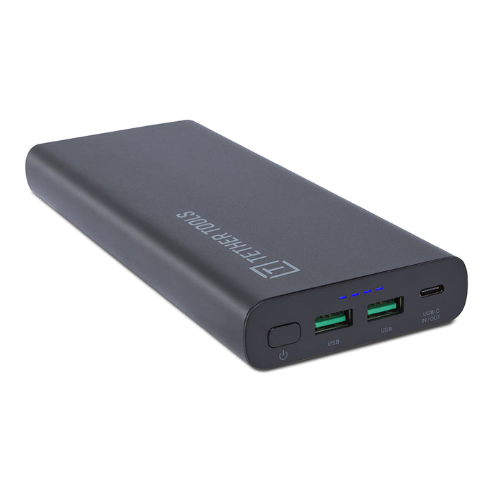 Tether Tools ONsite USB-C 87W PD Battery Pack (26,800 mAh)