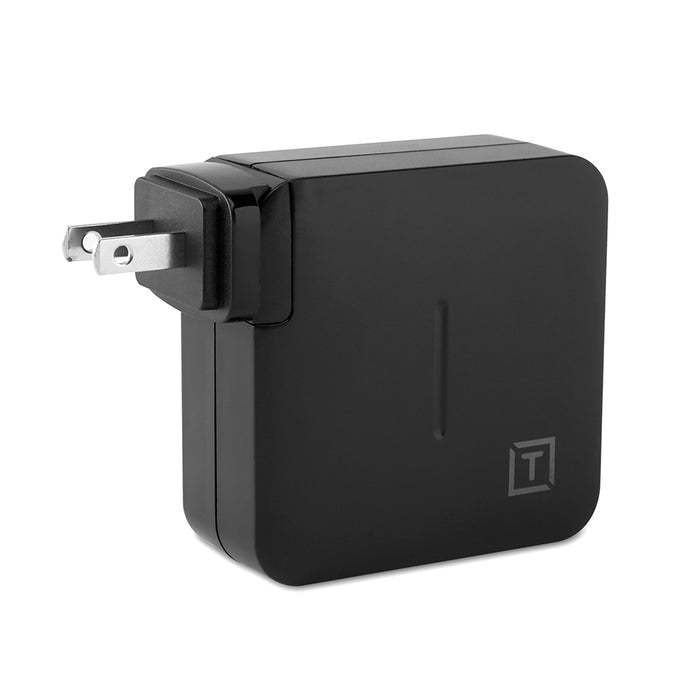 Tether Tools ONsite USB-C 61W Wall Charger (with US, UK, EU & AU wall adapters)