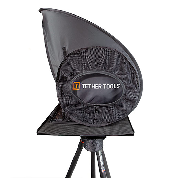 Tether Tools Aero Sunshade w/ integrated SecureStrap