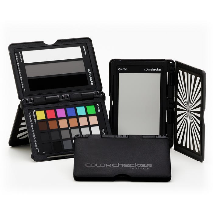 X-Rite i1 ColorChecker Filmmaker Kit With FREE 1TB Portable Hard Drive