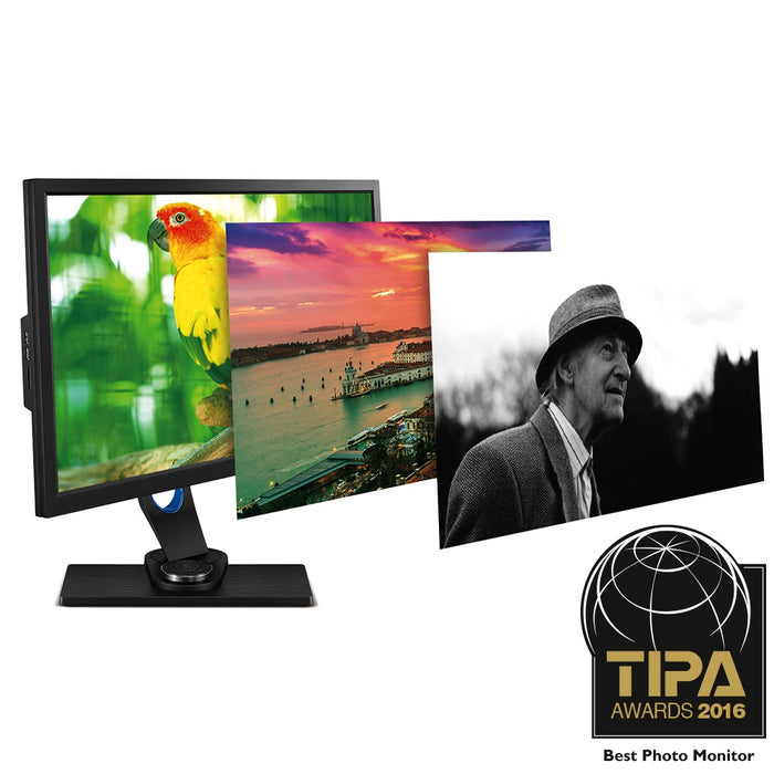 BenQ SW2700PT Pro 27in IPS LCD Monitor Screensavers