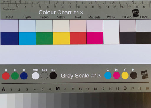 Small Greyscale and Colour Separation Guide