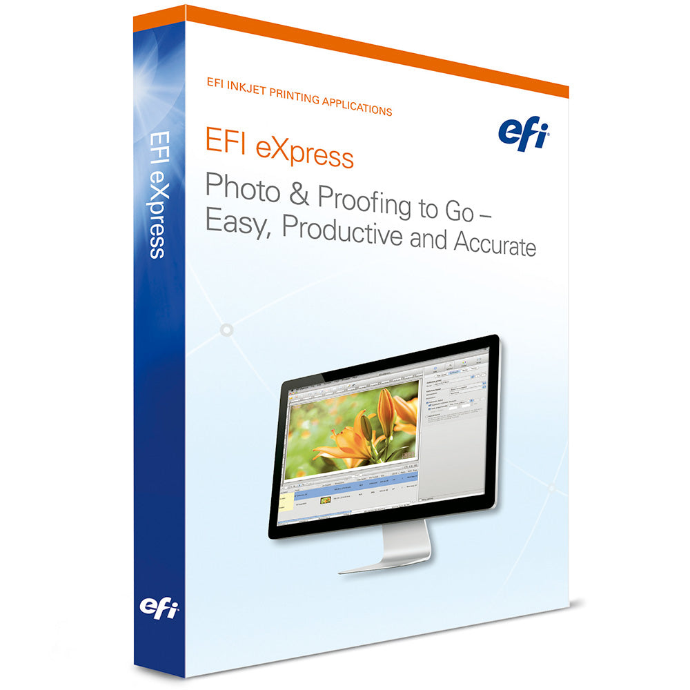 EFI Fiery eXpress 4.6 Small License