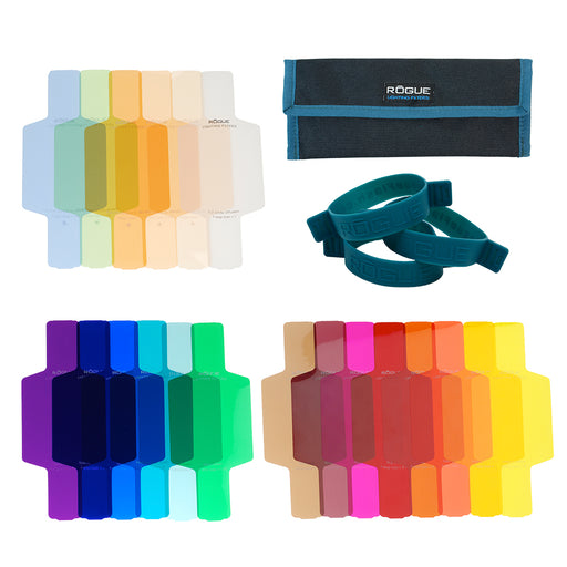 ExpoImaging Rogue Flash Gels - Combo Filter Kit