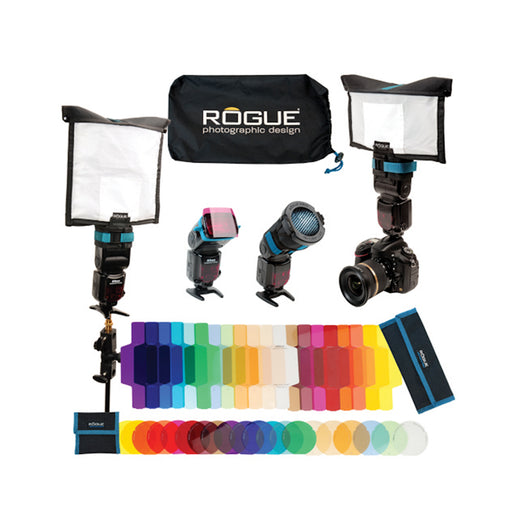 ExpoImaging Rogue FlashBender 2 - Portable Lighting Kit
