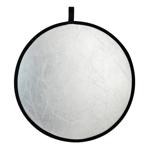 ExpoImaging 32in 2-in-1 Reflector - Super Soft Silver