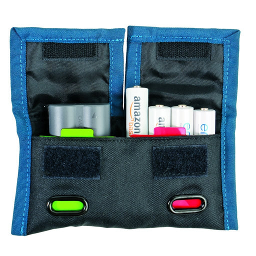Indicator Battery Pouch V2 Fully Open